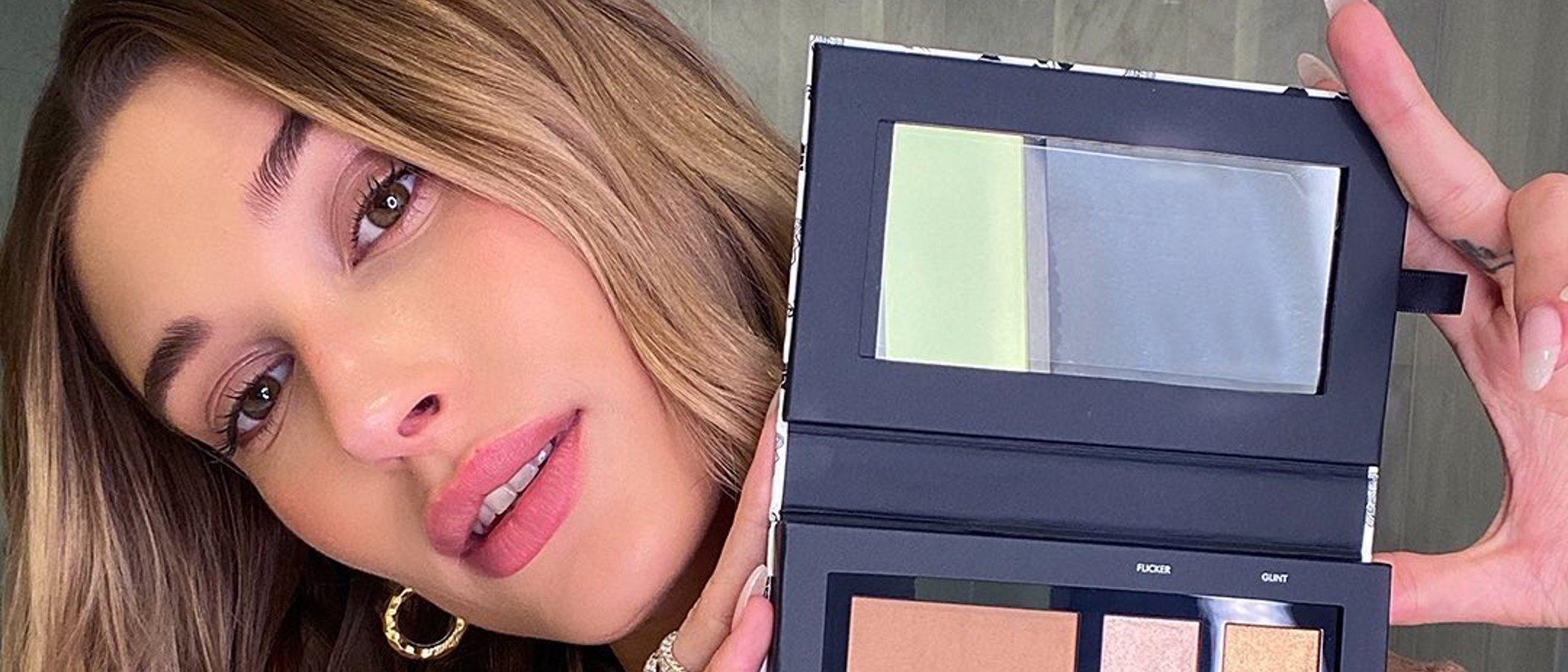 Hailey Bieber prepara el lanzamiento de su propia firma de belleza bajo el nombre de Rhode