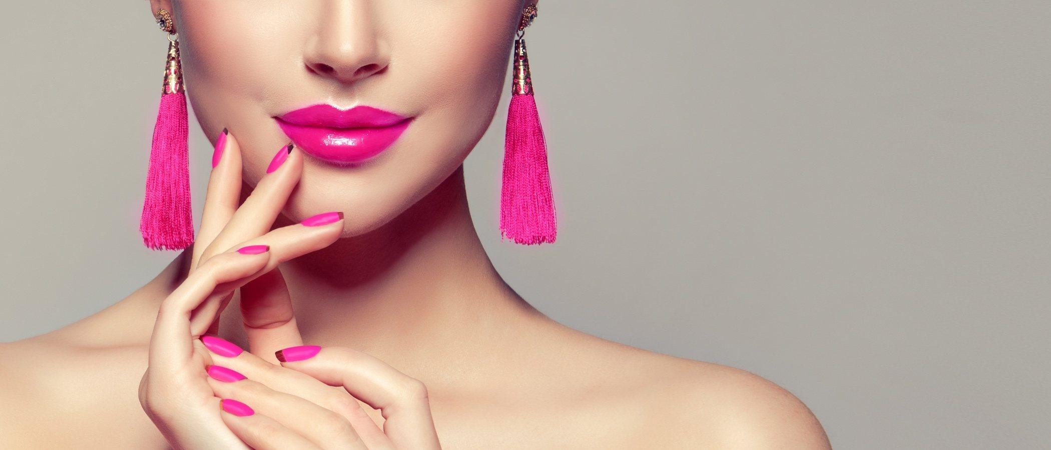 Maquillaje de San Valentín: apuesta por el rojo y el rosa