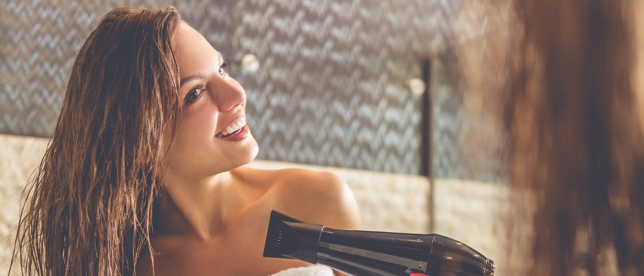 ¿Cómo elegir el secador de pelo apropiado?