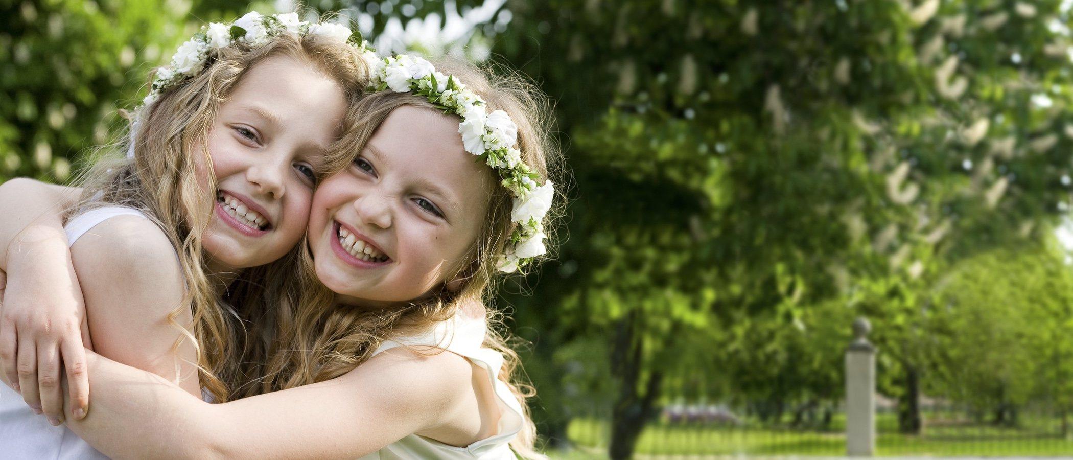 Peinados de comunión para niña: sugerencias e ideas
