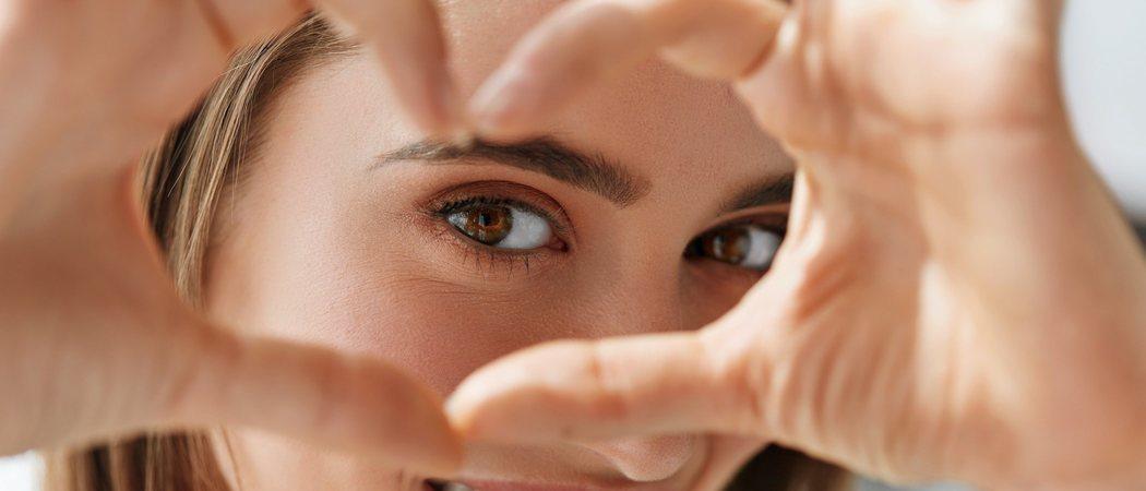 Forma de los ojos: conoce la tuya y presume de mirada