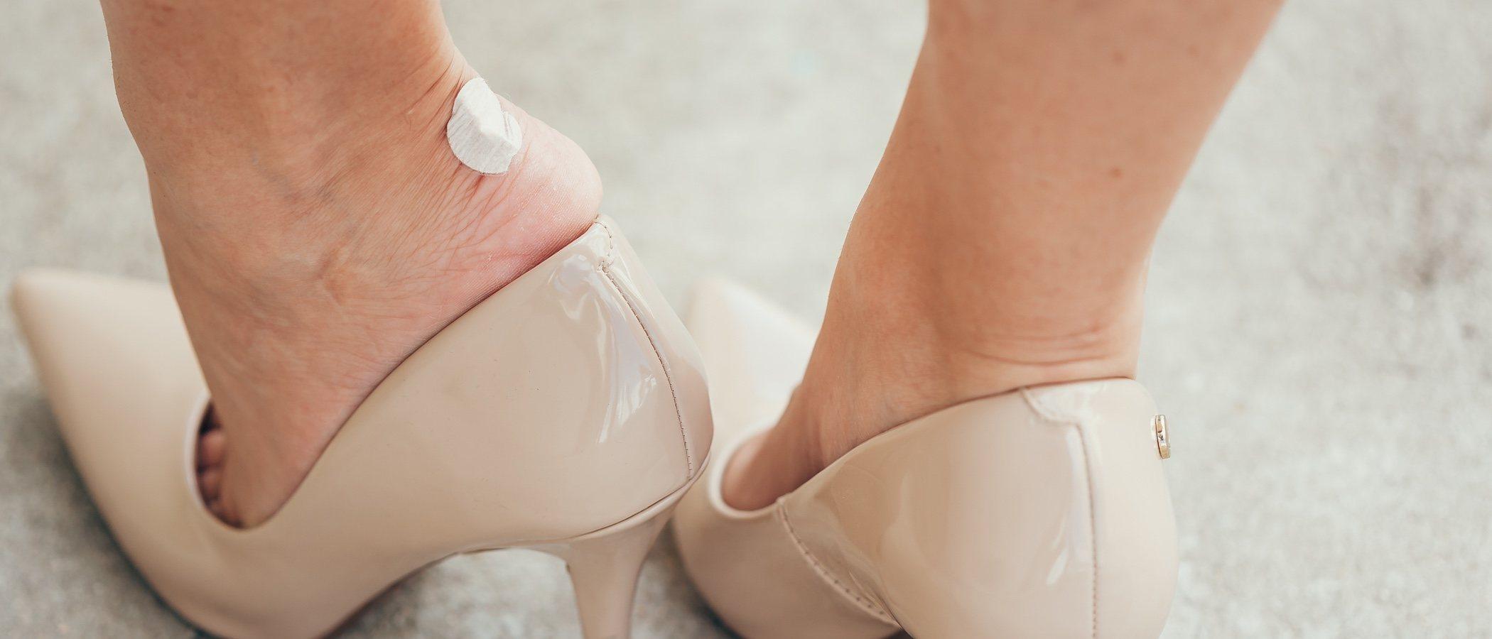 Crema para ampollas de pies