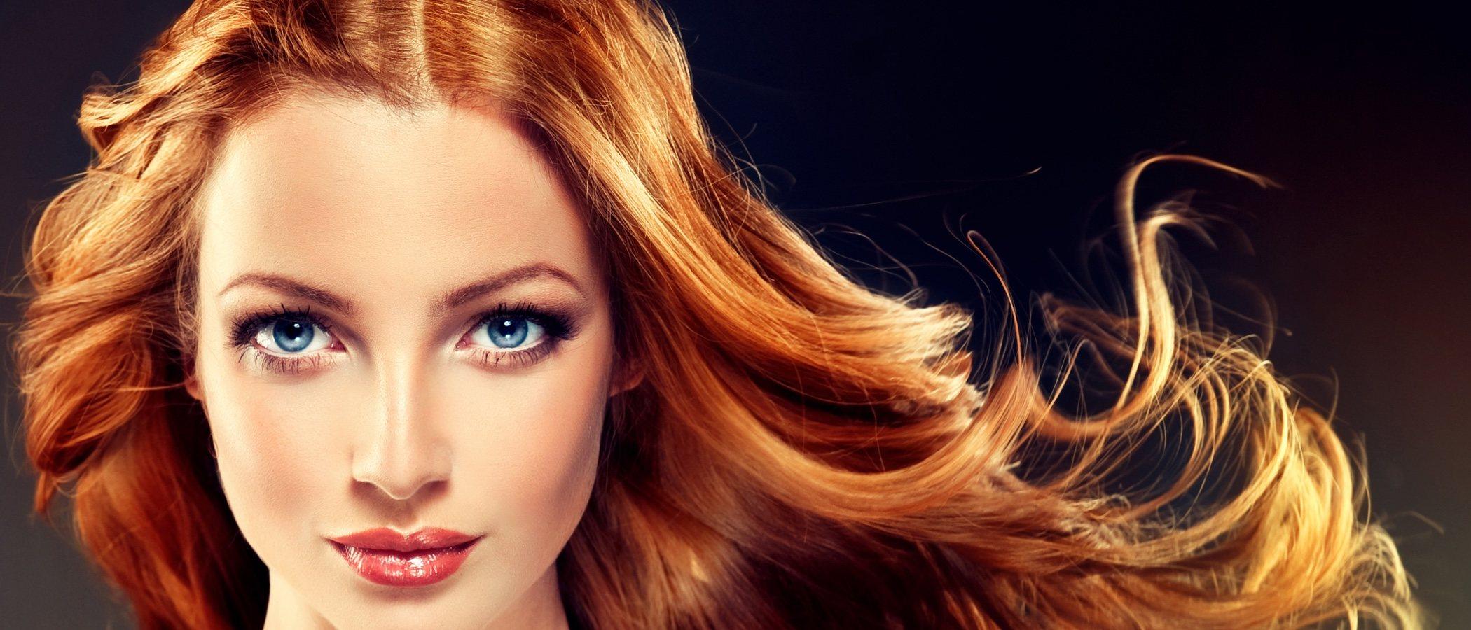 Tinte henna para el cabello