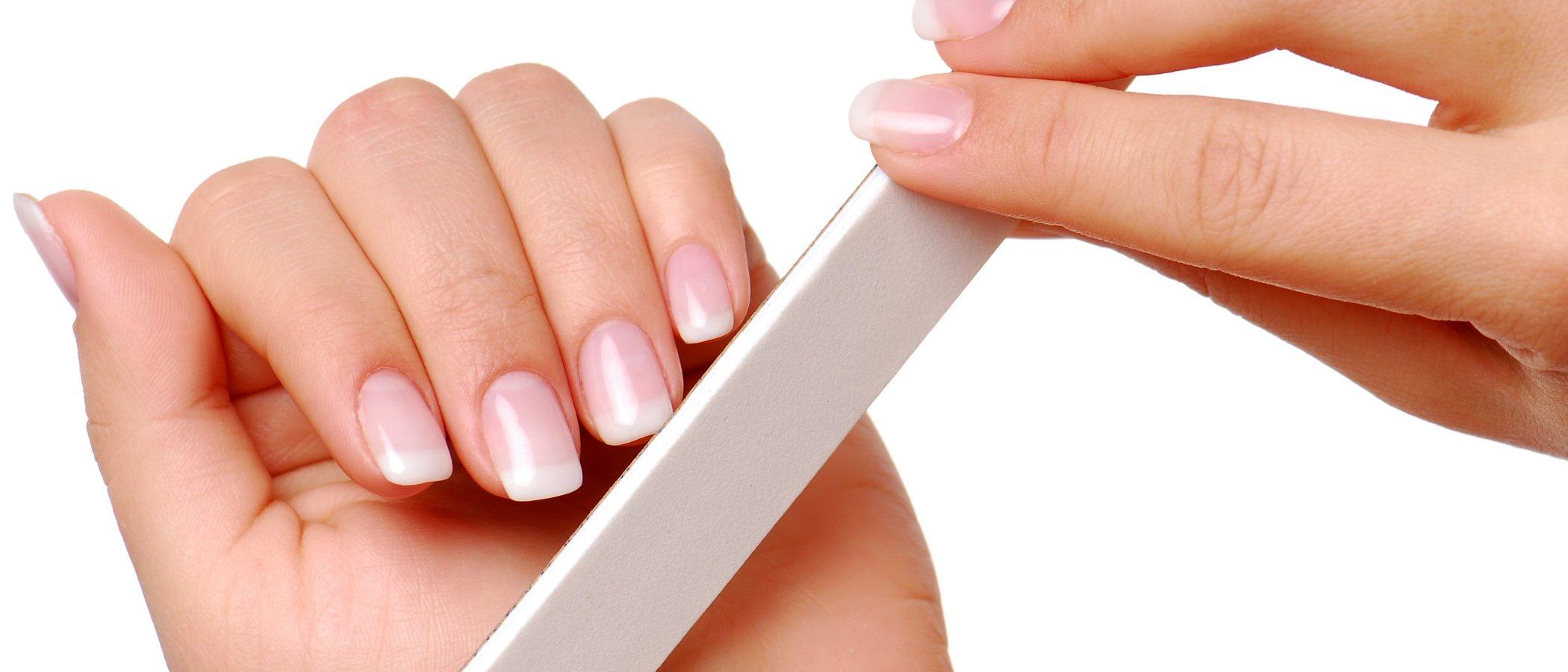 Cómo limarse las uñas