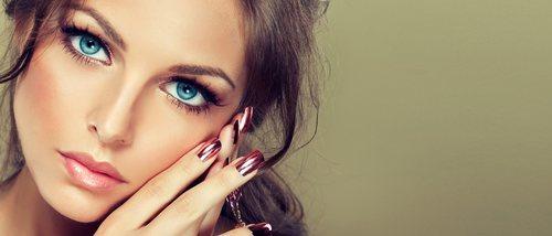 Ideas de maquillaje para Nochevieja