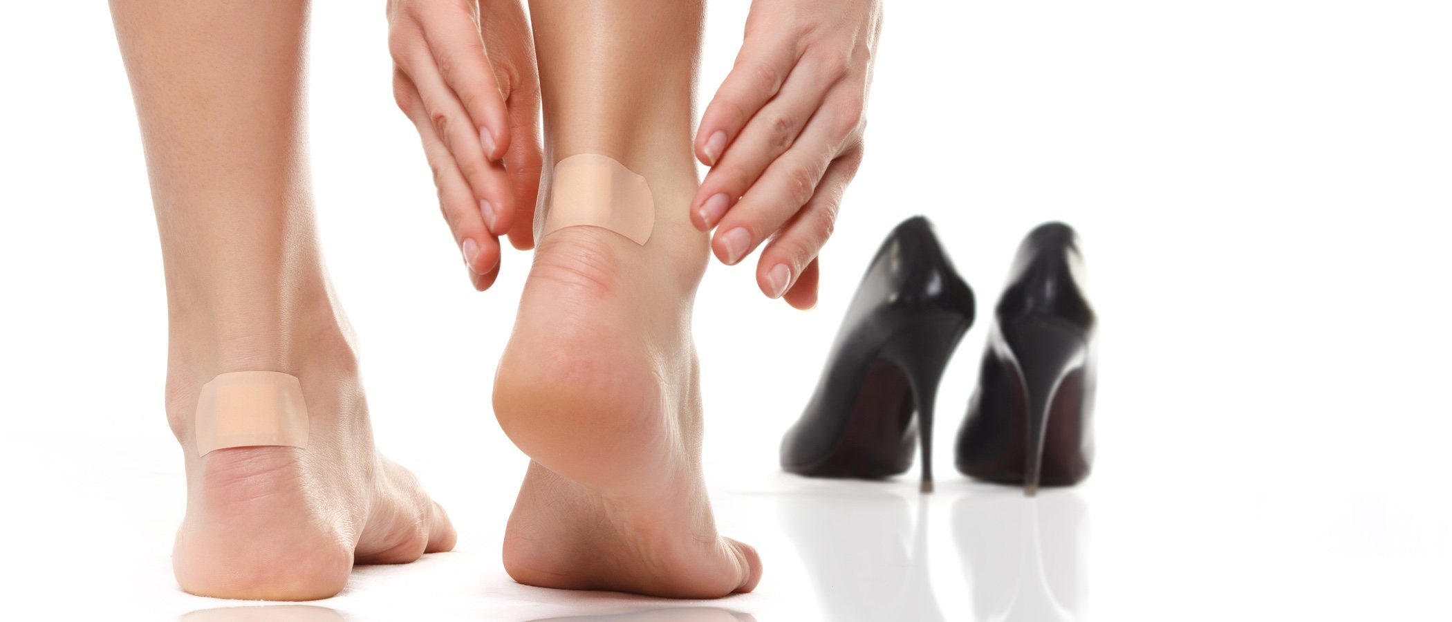 Rozaduras en los pies: adiós a los dolores