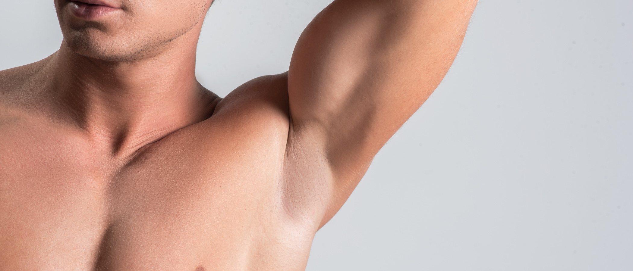 Tipos de depilación masculina