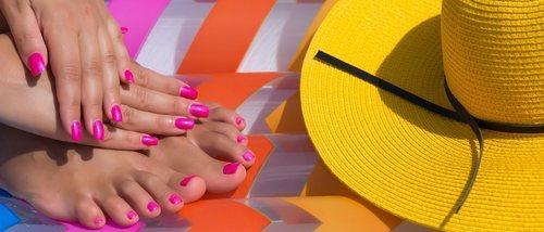 Manicura perfecta en la playa: cómo cuidar tus uñas