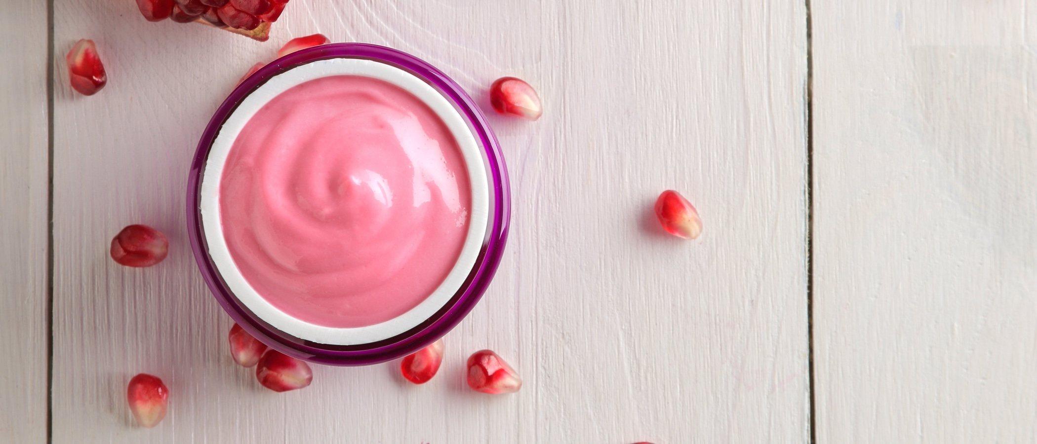 Beneficios de la leche hidratante de frambuesa