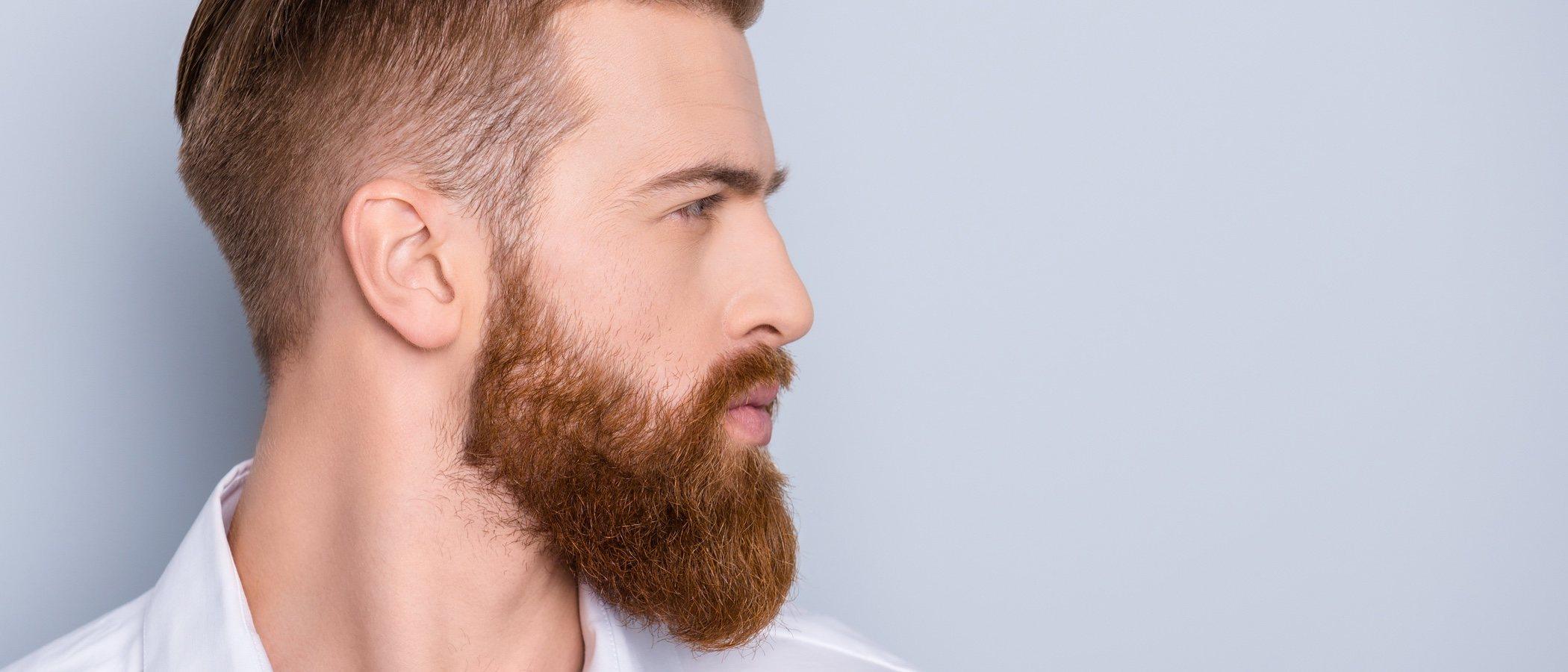 Tipos de barba: elige la que mejor te sienta según la forma de tu cara