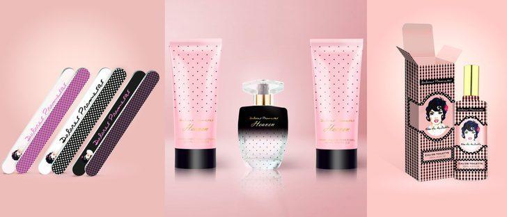 Dolores Promesas lanza su primera colección de perfumes