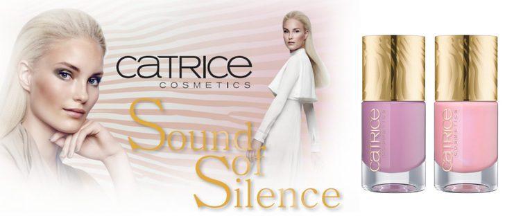 'Sound of silence', la colección pastel de Catrice para este verano 2016