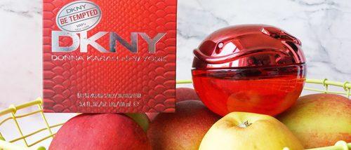Muerde la manzana más tentadora con 'DKNY Be Tempted'