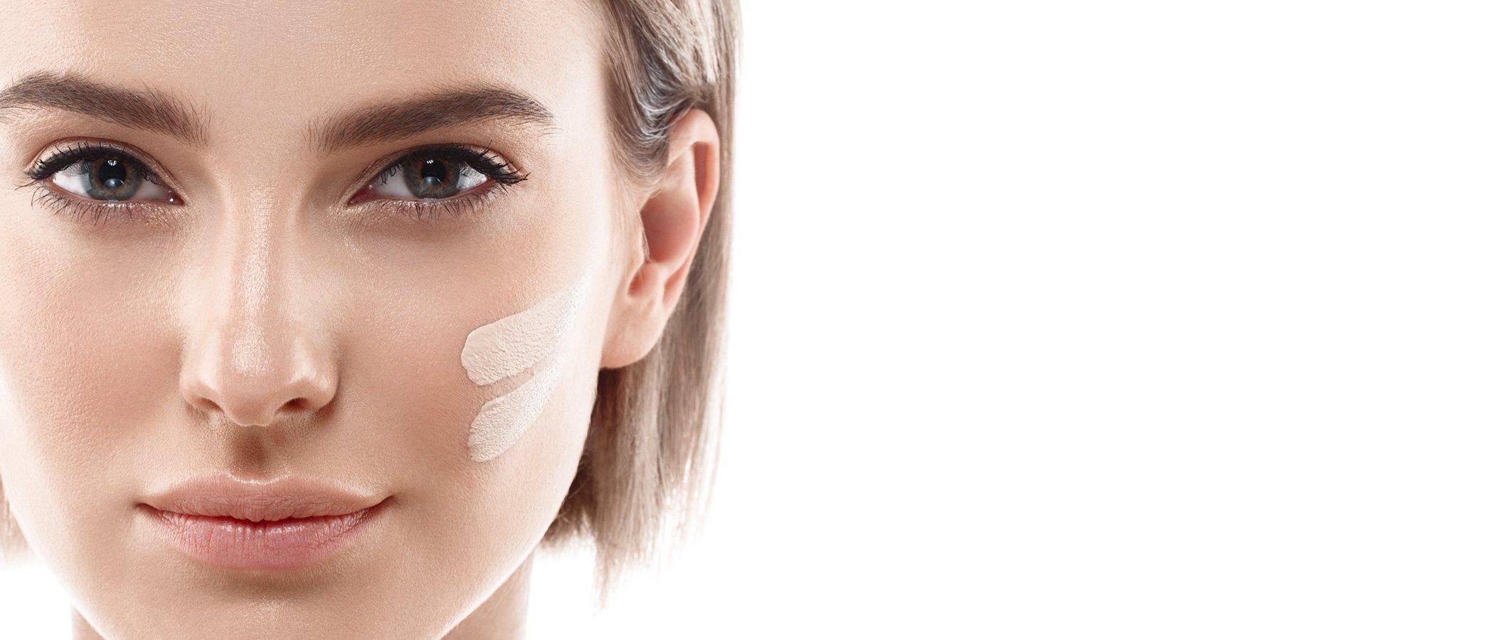 Potenciar el moreno a base de maquillaje