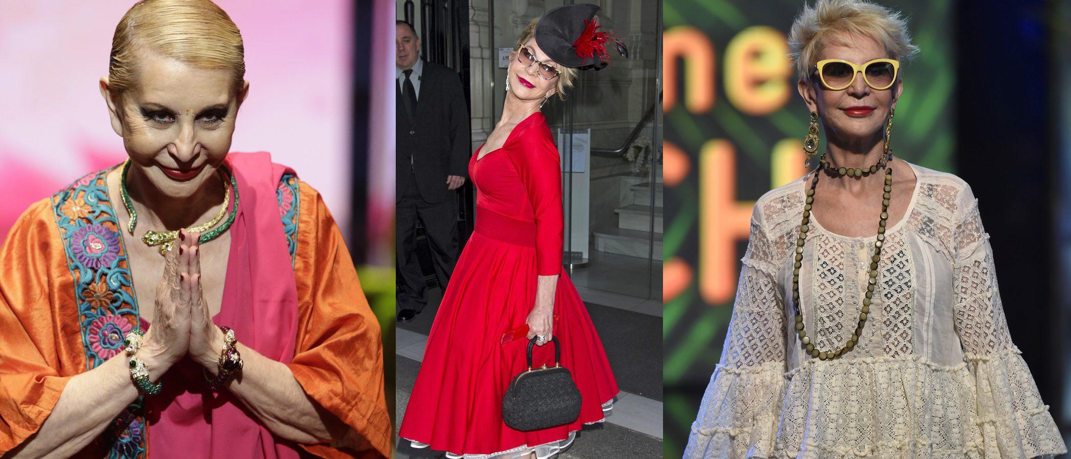Karmele Marchante, la colaboradora más polémica en sus peores beauty looks