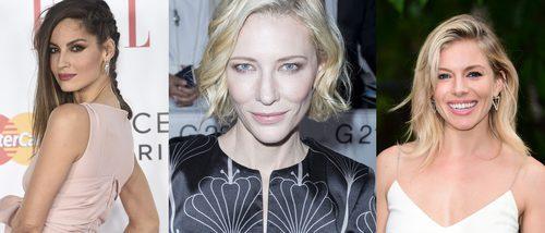Ariadne Artiles, Cate Blanchett y Sienna Miller enamoran con sus beauty looks