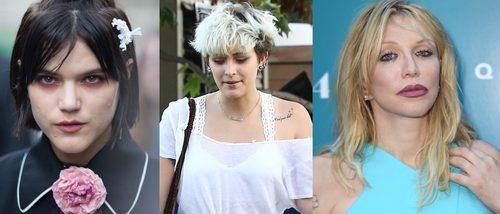 Paris Jackson, Soko y Courtney Love entre los peores beauty looks de la semana