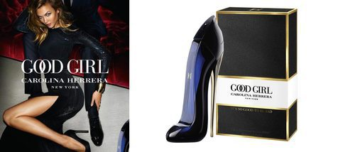 Karlie Kloss se convierte en la 'Good Girl' de Carolina Herrera