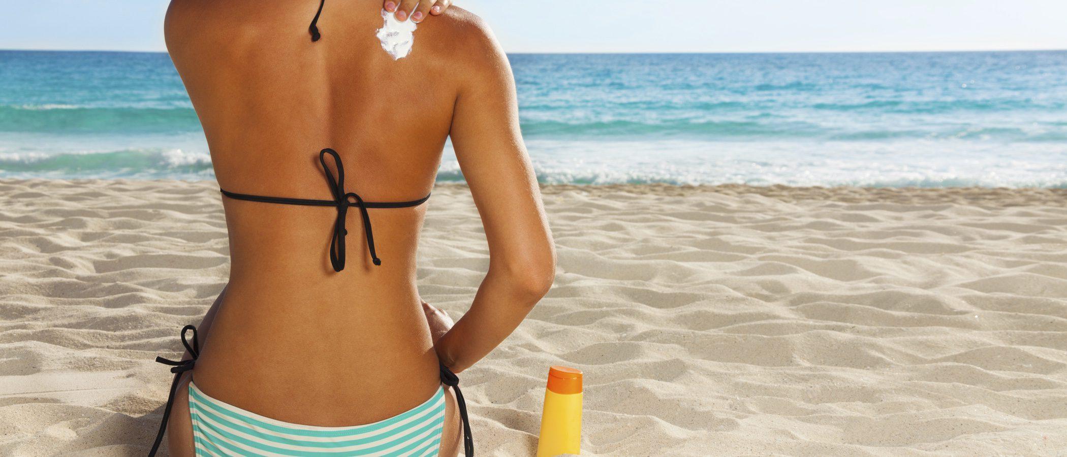 Cómo preparar la piel para tomar el sol