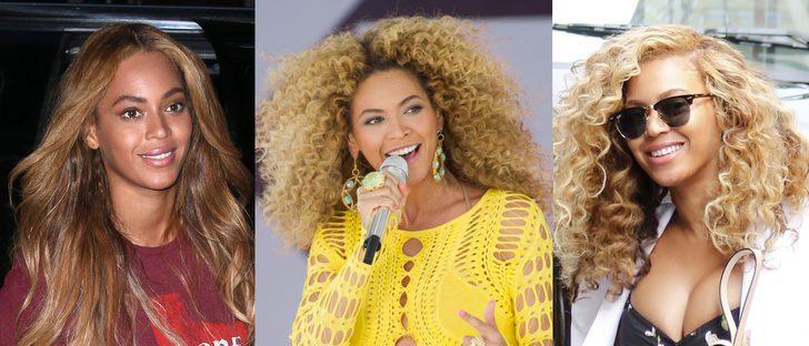 Beyoncé y sus mejores beauty looks