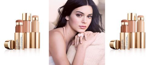 Kendall Jenner, imagen de la nueva base de maquillaje de Estée Lauder