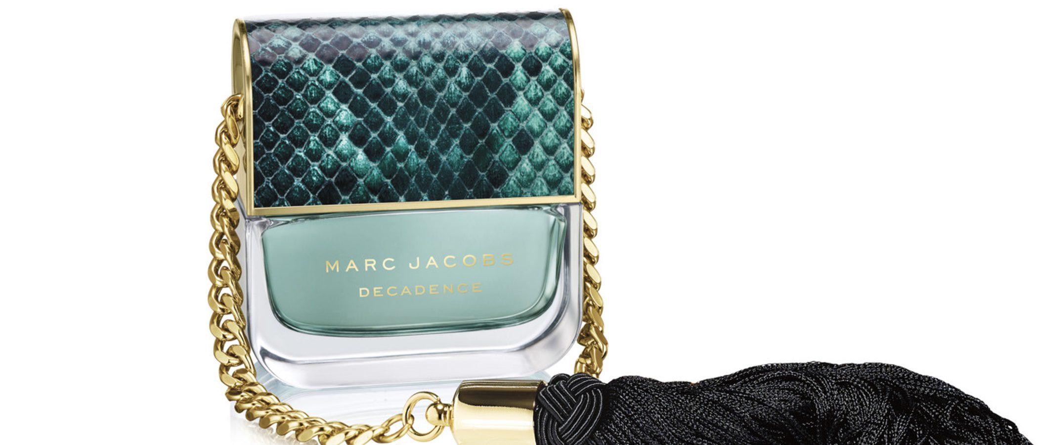 Adriana Lima y 'Decadence' vuelven a unir fuerzas con 'Divine' de Marc Jacobs