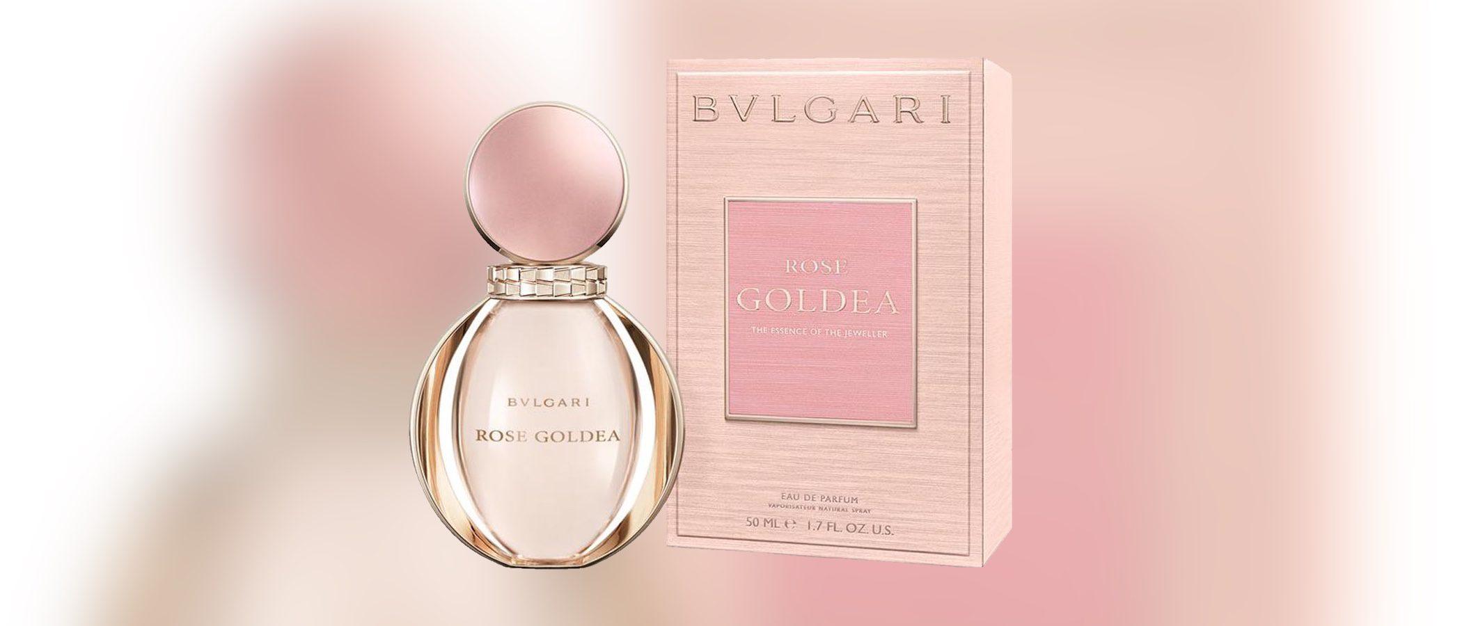 'Rose Goldea', la nueva y seductora fragancia de Bulgari