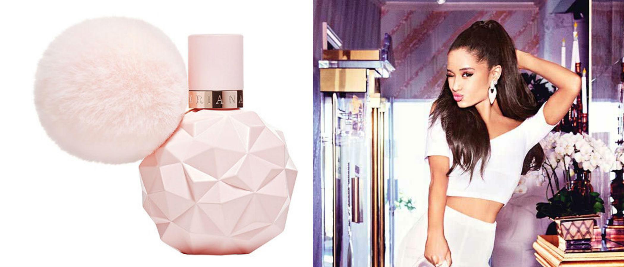 Ariana Grande presenta 'Sweet Like Candy', su tercer perfume