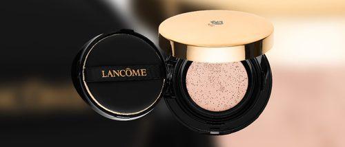 Lancôme saca una nueva base de maquillaje en formato cushion