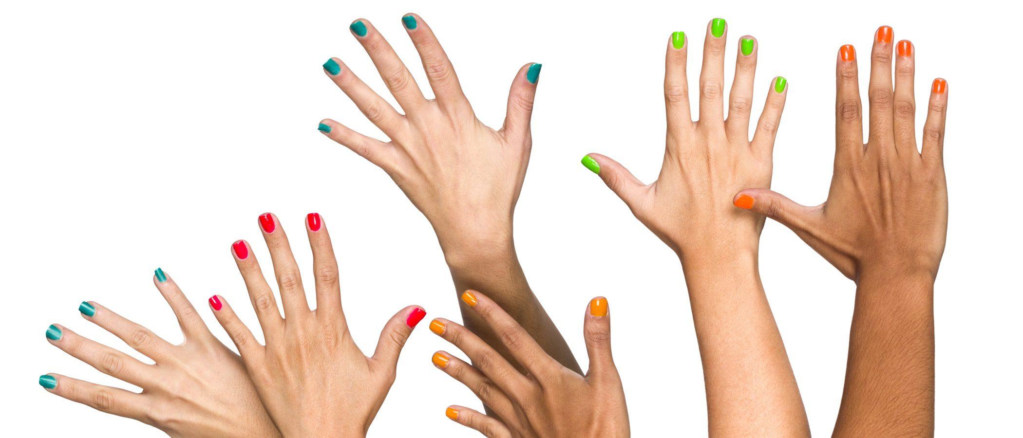 Essie apuesta por los colores neón para tus últimas manicuras del verano