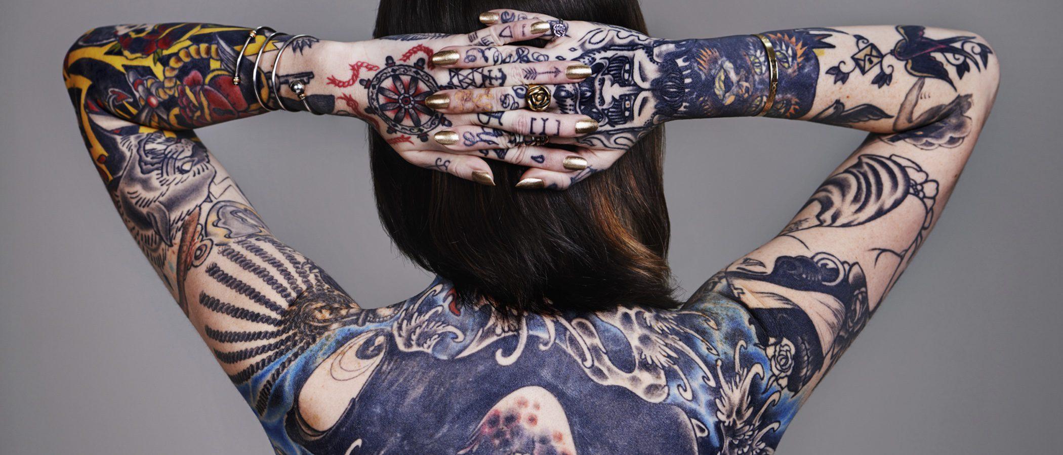 Se Me Ha Infectado El Tatuaje Qué Hago Bekia Belleza