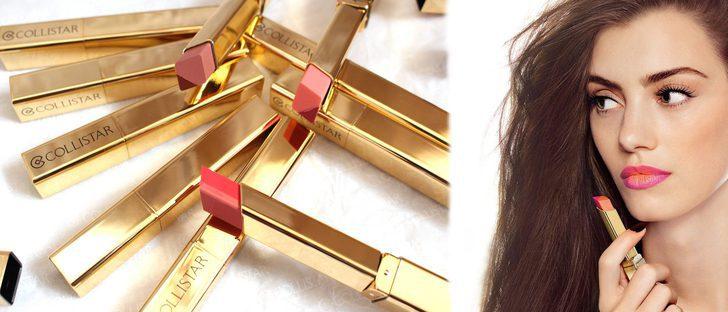 'Extraordinary Duo Lipstick': los labiales de Collistar que dan volumen a los labios