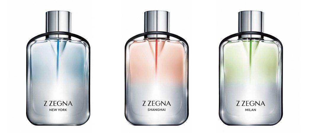 Z Zegna nos hace viajar con sus nuevos perfumes 'Z Zegna Cities'