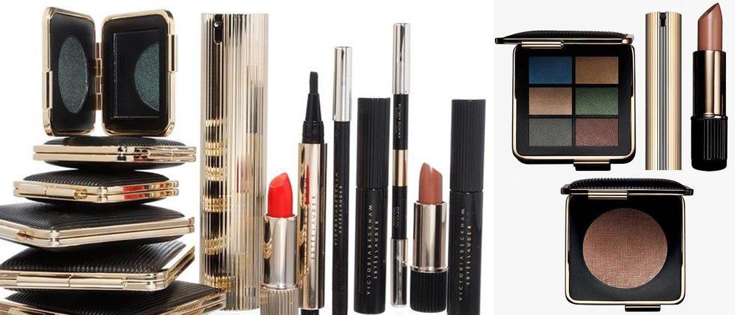 Victoria Beckham y Estée Lauder ya tienen lista su colección de maquillaje