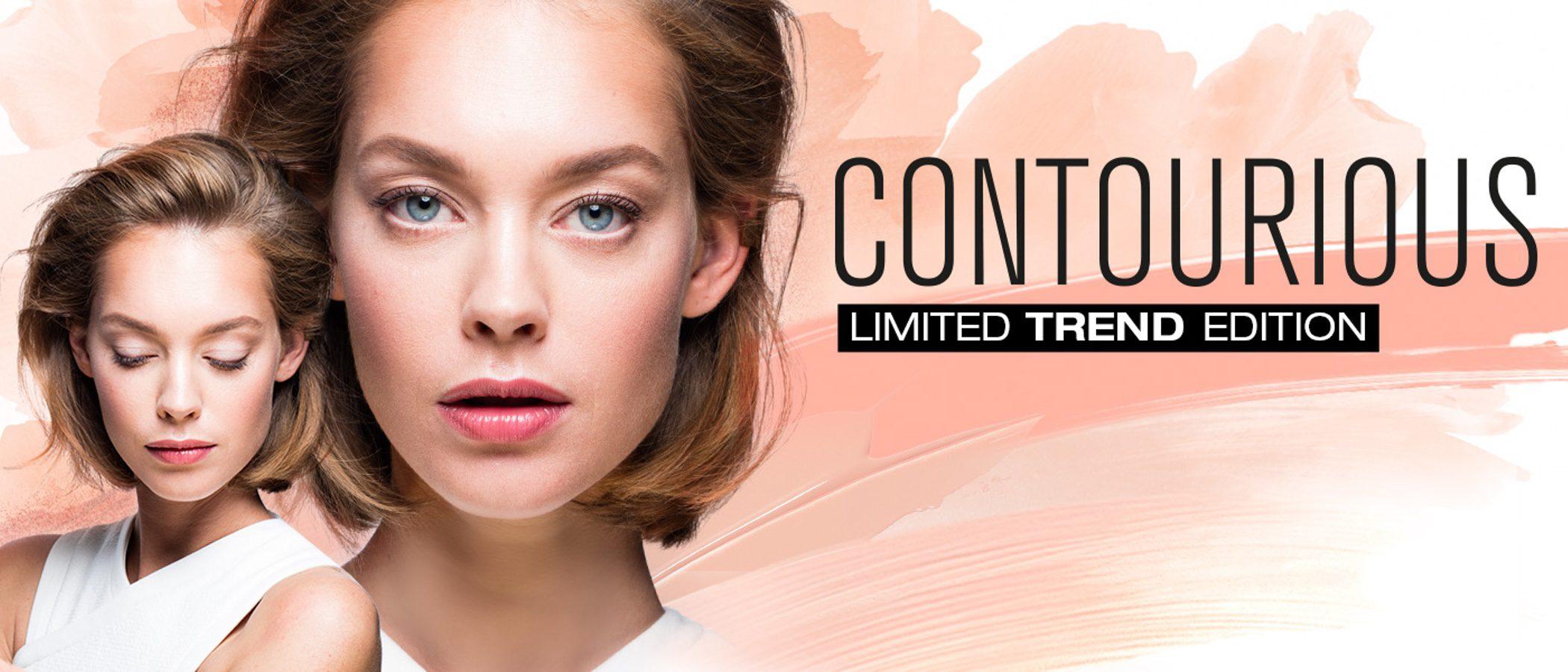 'Contourious', la nueva colección de Catrice en honor al contouring