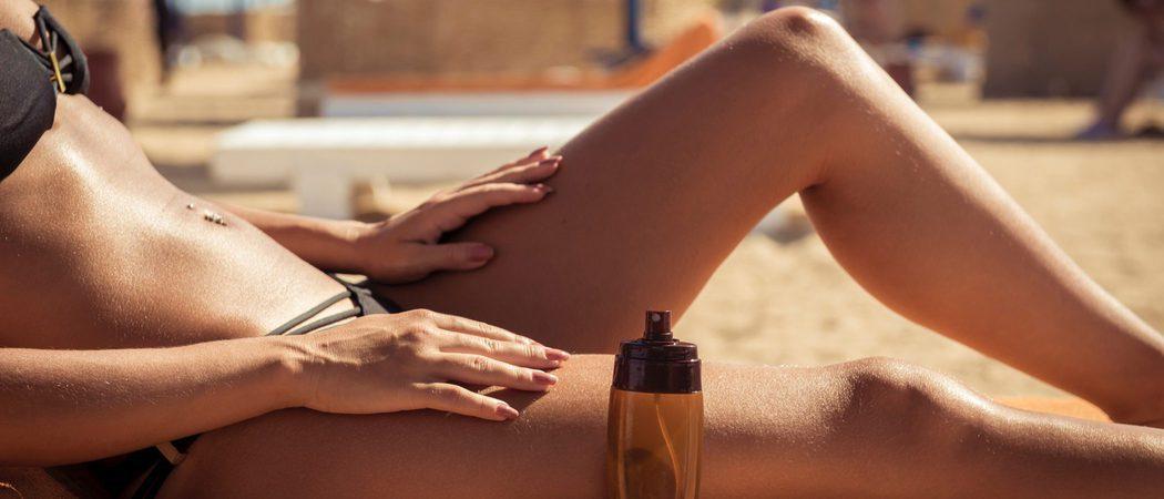 Bronceado perfecto: cómo y cuándo tomar el sol