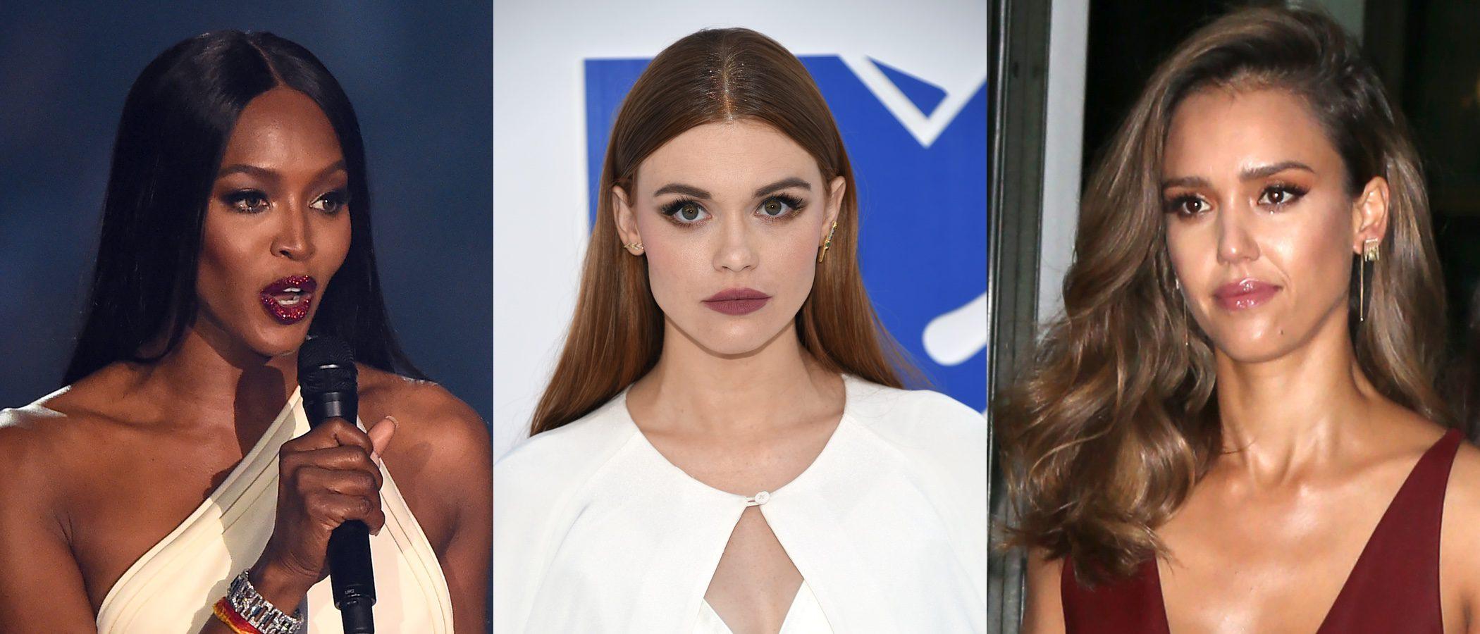 Naomi Campbell, Holland Roden y Winnie Hardow, entre los mejores beauty looks de la semana