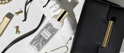 Jason Wu y Caudalie, dos diamantes unidos en una original colaboración de diseño