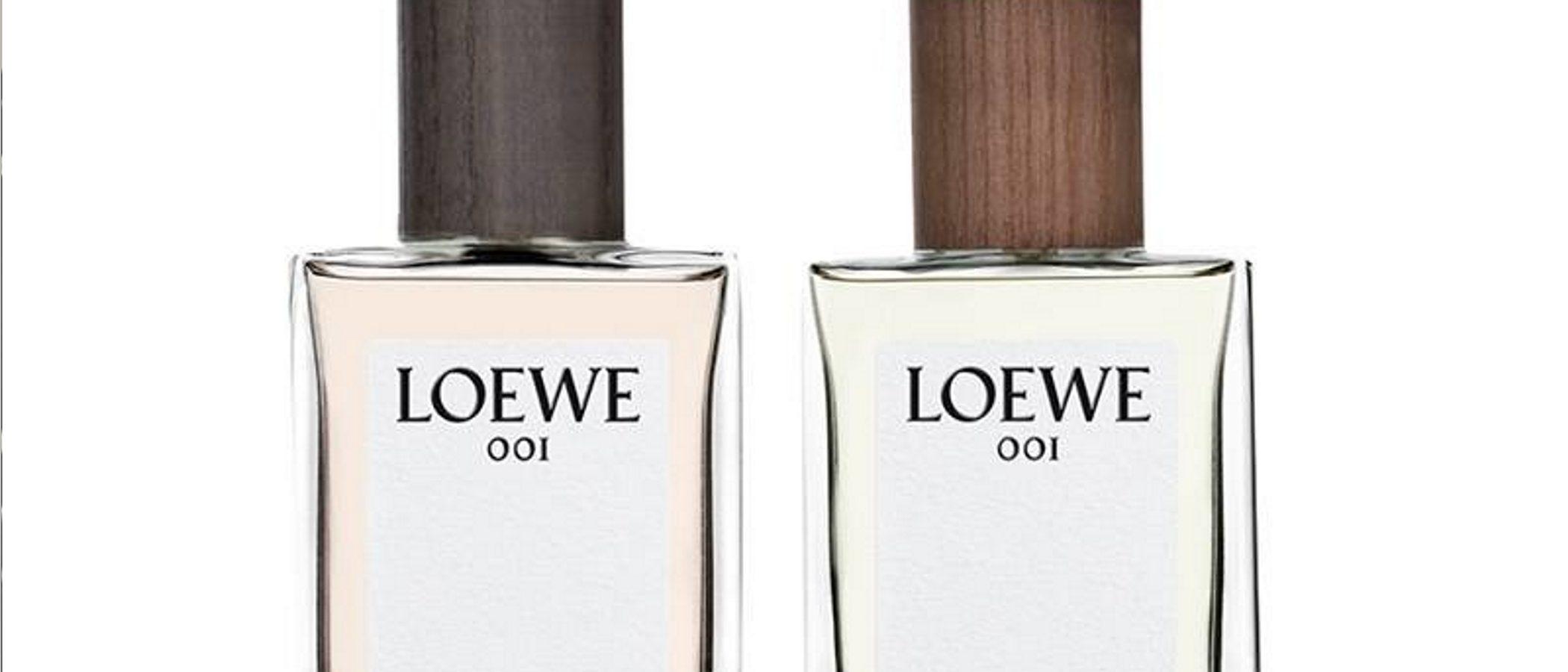 No hay dos sin tres: Loewe lanza al mercado la nueva línea 'Loewe 001'