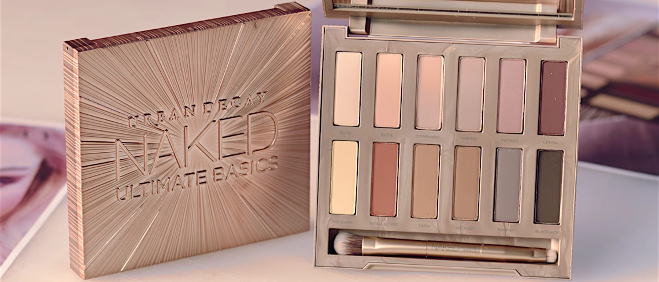 'Naked Ultimate Basics', la nueva paleta de Urban Decay