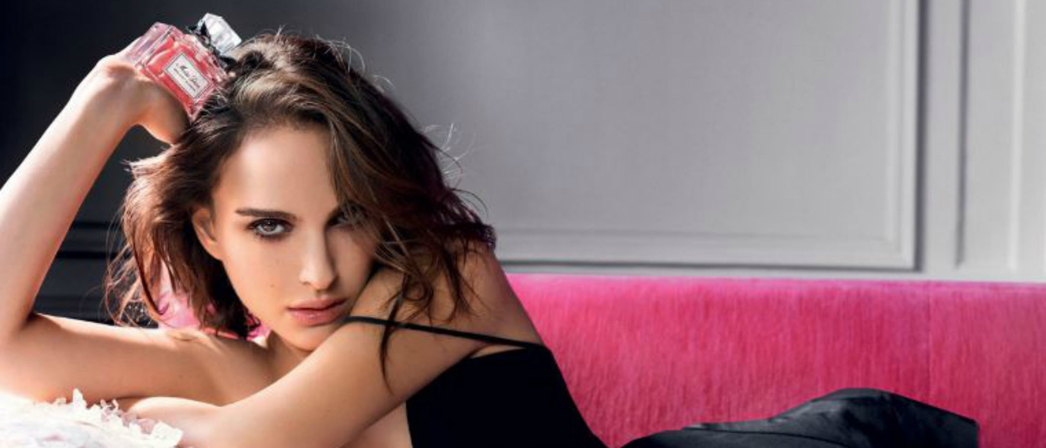 'Miss Dior Absolutely Blooming', la nueva explosión floral de Dior junto a Natalie Portman
