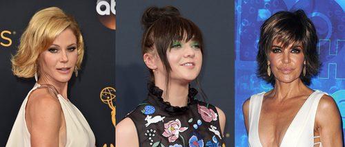 Julie Bowen, Maisie Williams y Lisa Rinna, entre los peores beauty looks de la semana