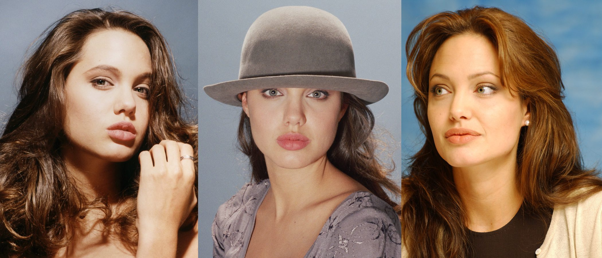Los mejores beauty looks de Angelina Jolie