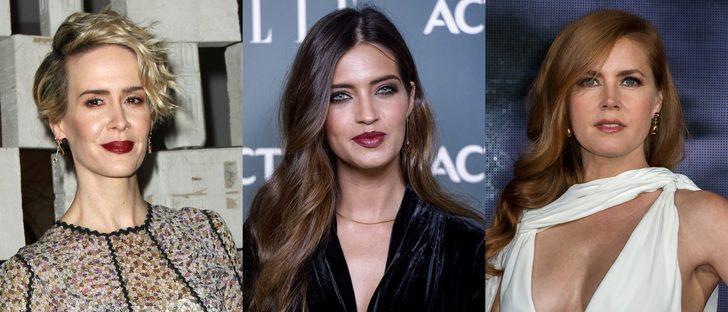 Sarah Paulson, Sara Carbonero y Amy Adams, entre los mejores beauty looks de la semana