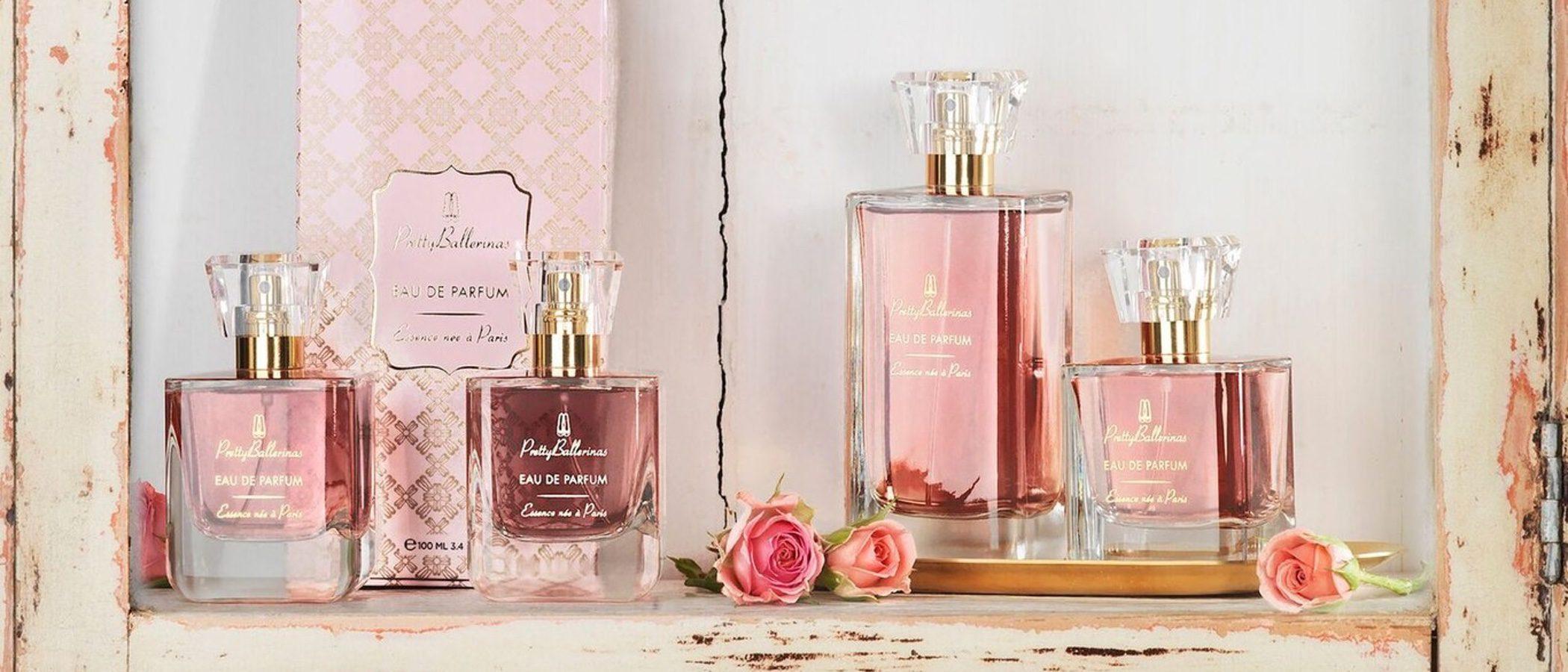 Pretty Ballerinas se aventura en el mundo de los perfumes