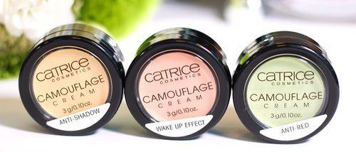 'Camouflage Cream', nueva colección de correctores de Catrice