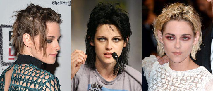 Los peores peinados de Kristen Stewart