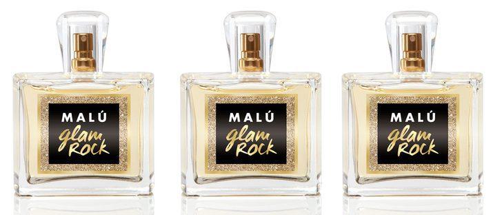 'Glam Rock', así es el segundo perfume de Malú