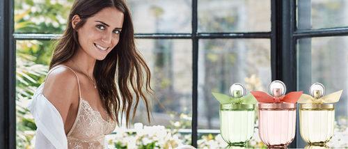 Women'Secret presenta tres nuevas fragancias con Gala González como embajadora