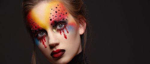 Maquillaje de Halloween: cuida tu piel para evitar irritaciones